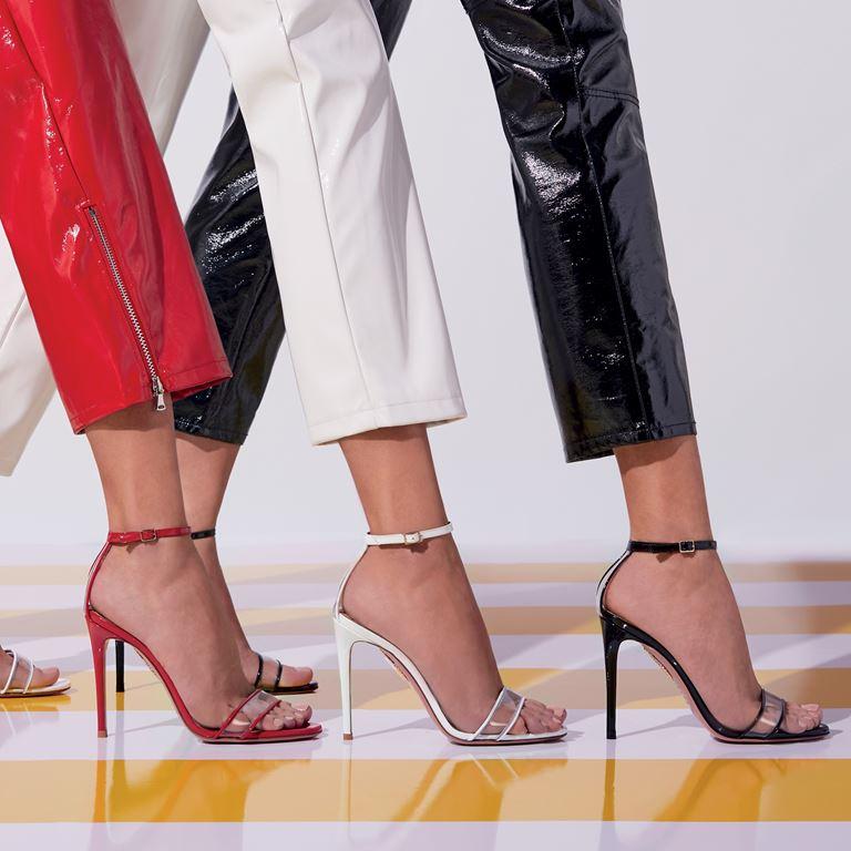Коллекция женской обуви Aquazzura The Essentials - фото 2