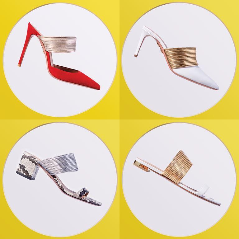 Коллекция женской обуви Aquazzura The Essentials - фото 3