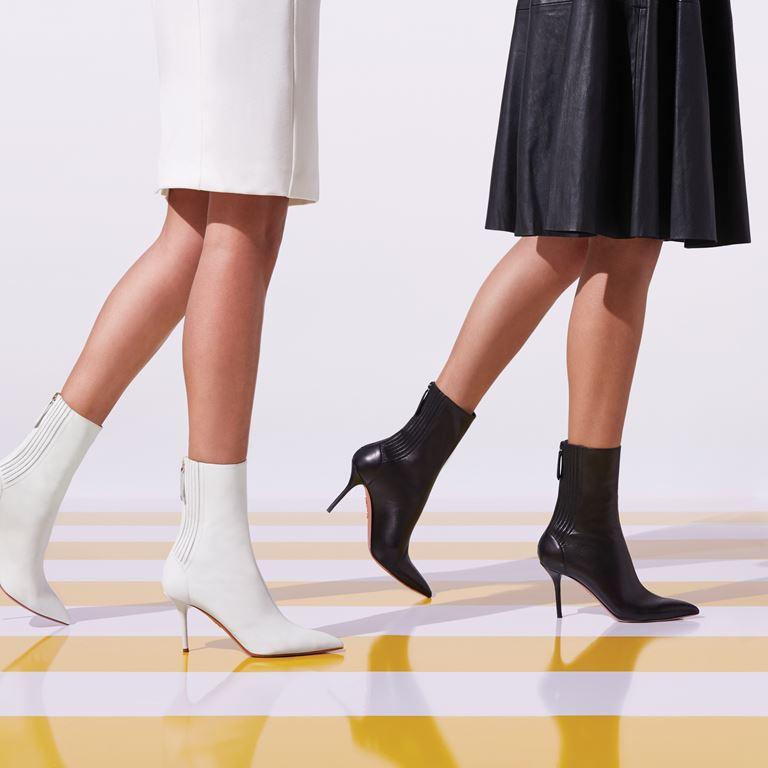 Коллекция женской обуви Aquazzura The Essentials - фото 5