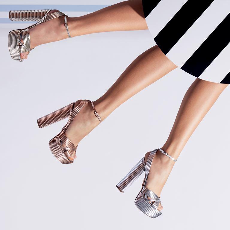 Коллекция женской обуви Aquazzura The Essentials - фото 6