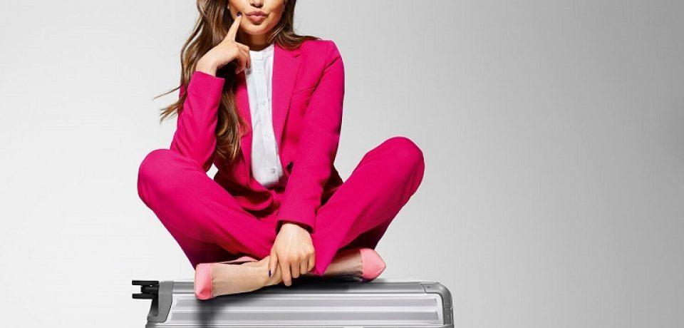 Samsonite представляет Lite-Box Alu™ — коллекцию чемоданов из анодированного алюминия высшего качества