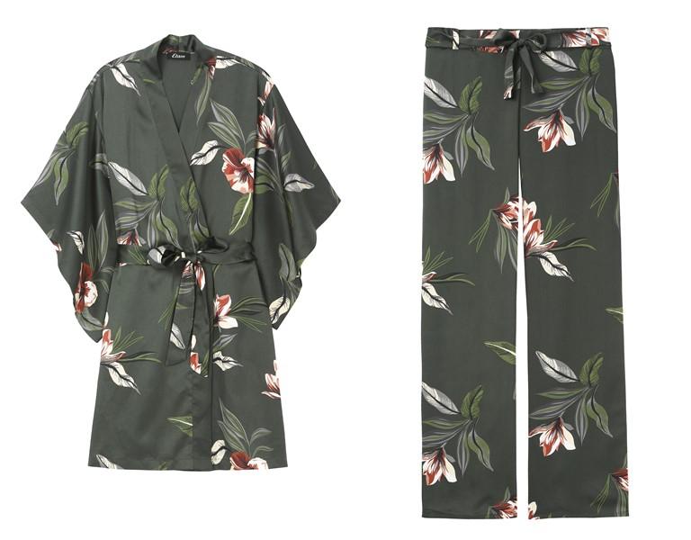 Новая линейка домашней одежды Urban Jungle от Etam - фото 3