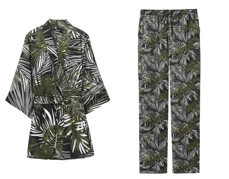 Новая линейка домашней одежды Urban Jungle от Etam - фото 4