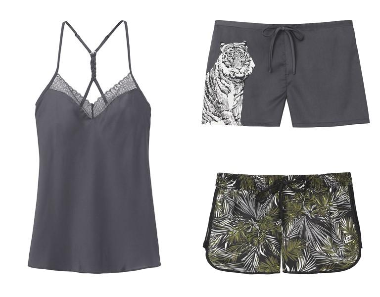 Новая линейка домашней одежды Urban Jungle от Etam - фото 7