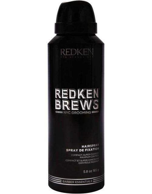 Мужская коллекция средств для стайлинга Redken Brews - лак для волос