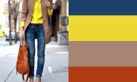 10 простых и стильных сочетаний с жёлтым в одежде