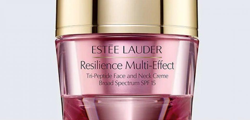Новинки Estée Lauder: кремы Resilience Multi-Effect для упругой сияющей кожи лица