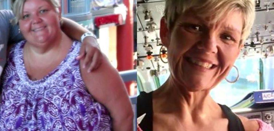 Как 44-летняя американка похудела на 93 кг и начала новую жизнь