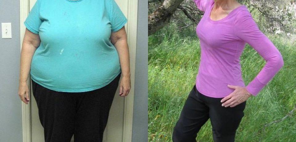 Как в 60 лет похудеть на 102 килограмма и изменить свою жизнь