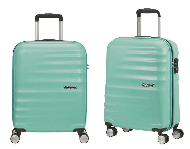 """""""Бархатная"""" коллекция чемоданов Wavebreaker Velvet от American Tourister - фото 1"""
