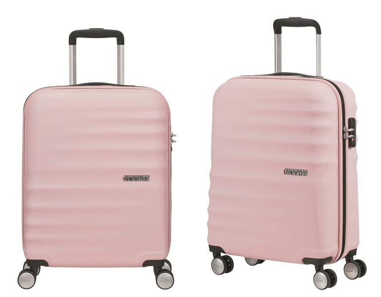"""""""Бархатная"""" коллекция чемоданов Wavebreaker Velvet от American Tourister - фото 2"""