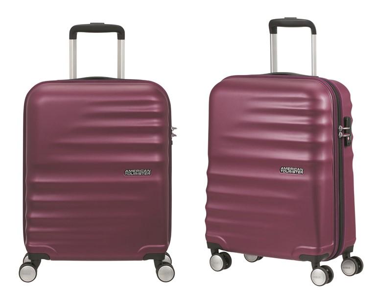 """""""Бархатная"""" коллекция чемоданов Wavebreaker Velvet от American Tourister - фото 3"""