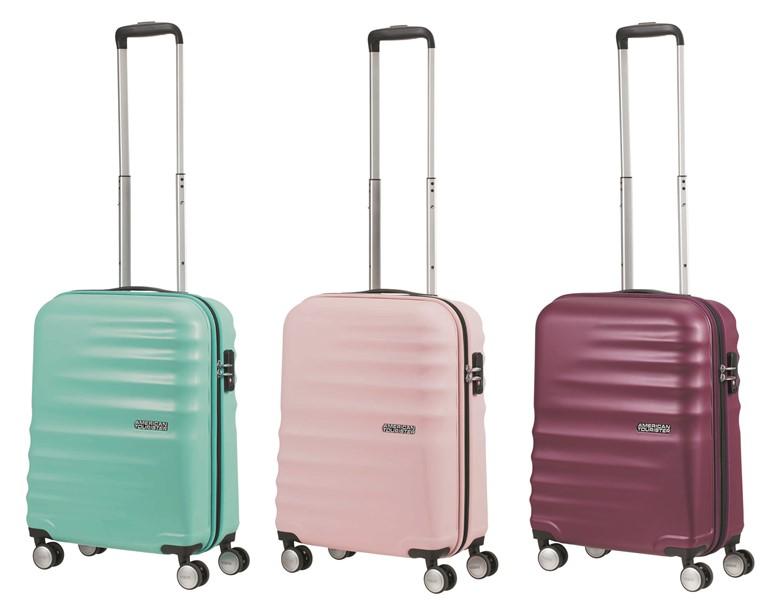 """""""Бархатная"""" коллекция чемоданов Wavebreaker Velvet от American Tourister - фото 4"""
