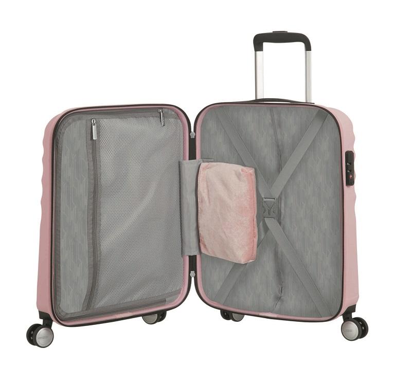 """""""Бархатная"""" коллекция чемоданов Wavebreaker Velvet от American Tourister - фото 5"""