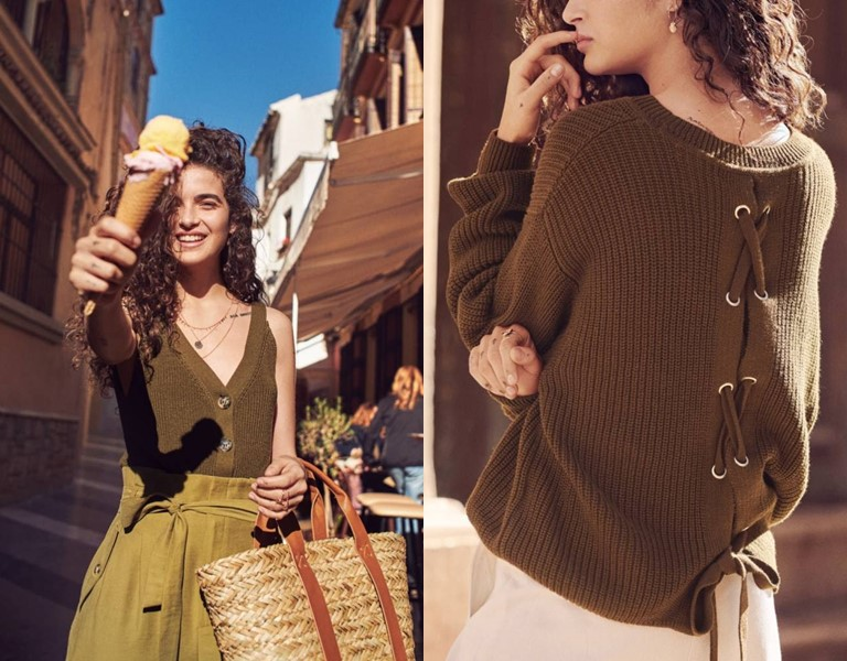 Коллекция H&M в стиле сафари весна-лето 2019  - фото 1