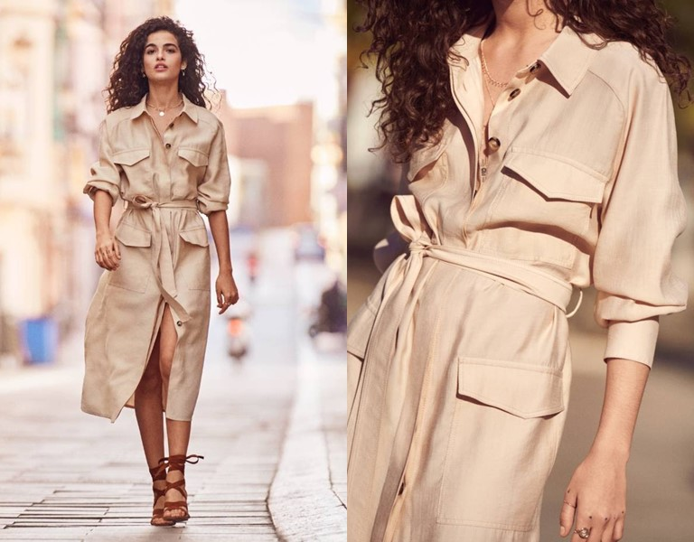 Коллекция H&M в стиле сафари весна-лето 2019  - фото 3