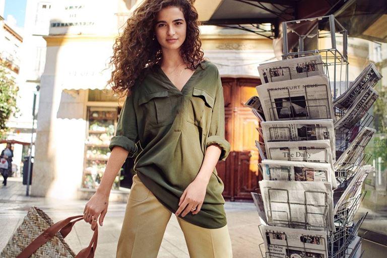 Коллекция H&M в стиле сафари весна-лето 2019  - фото 4