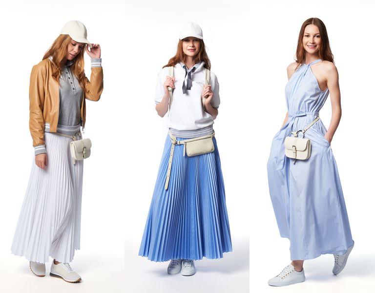 Женская коллекция ELEVENTY весна-лето 2019 - фото 6