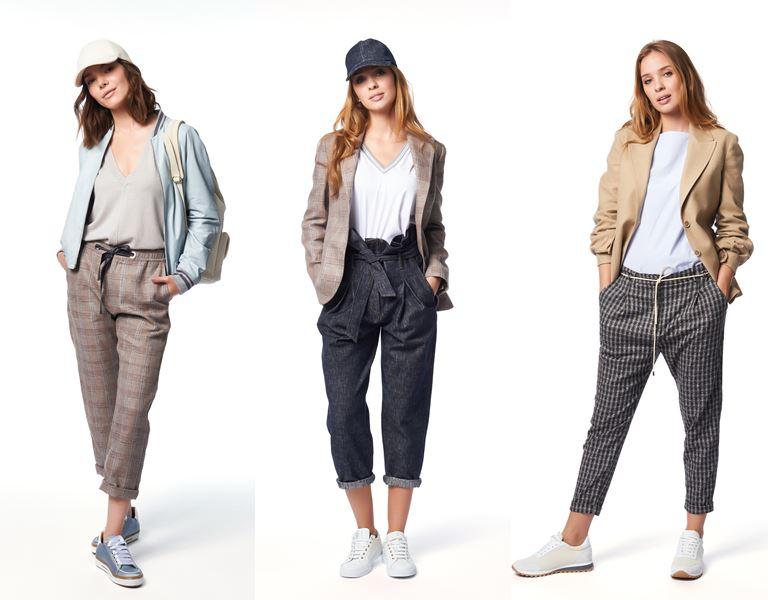 Женская коллекция ELEVENTY весна-лето 2019 - фото 8