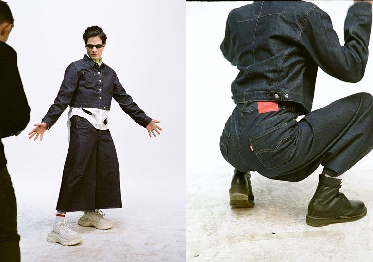 КоллекцияLevi's® Engineered Jeans™ 2019 - фото 10