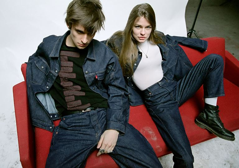 КоллекцияLevi's® Engineered Jeans™ 2019 - фото 12