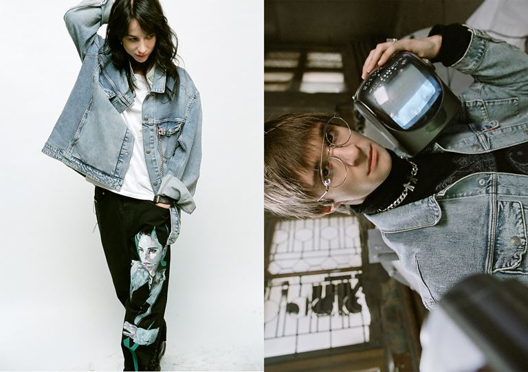 КоллекцияLevi's® Engineered Jeans™ 2019 - фото 9