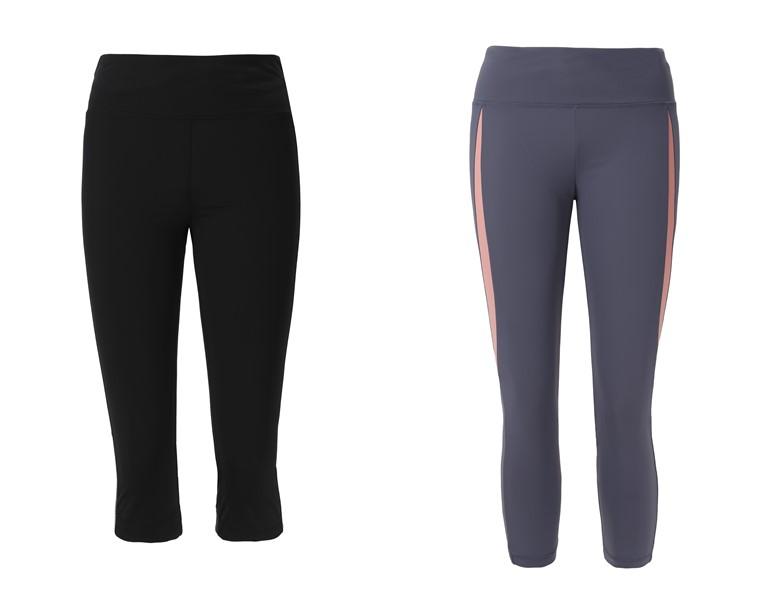 Коллекция одежды для фитнеса Etam BE+весна-лето 2019 - фото 2