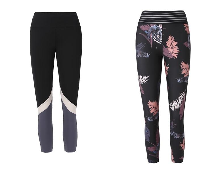 Коллекция одежды для фитнеса Etam BE+весна-лето 2019 - фото 3