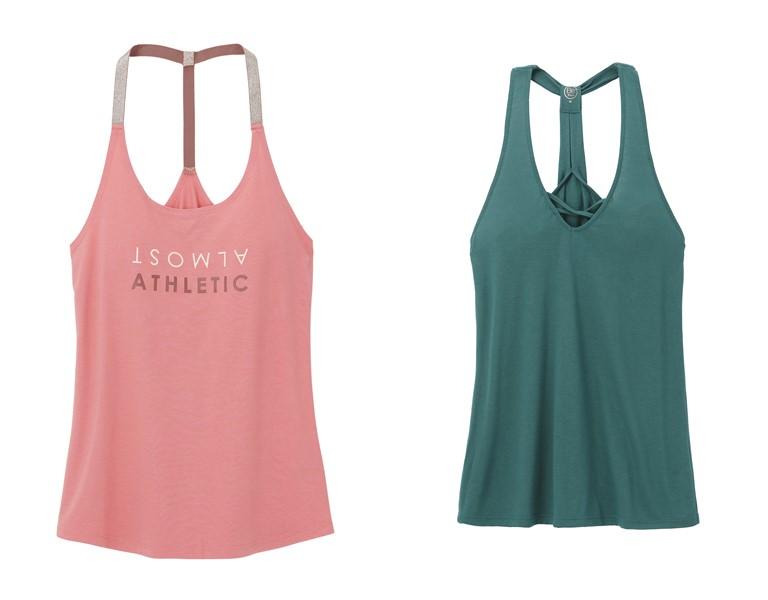 Коллекция одежды для фитнеса Etam BE+весна-лето 2019 - фото 4