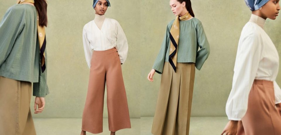 Коллекция HANA TAJIMA FOR UNIQLO весна-лето 2019