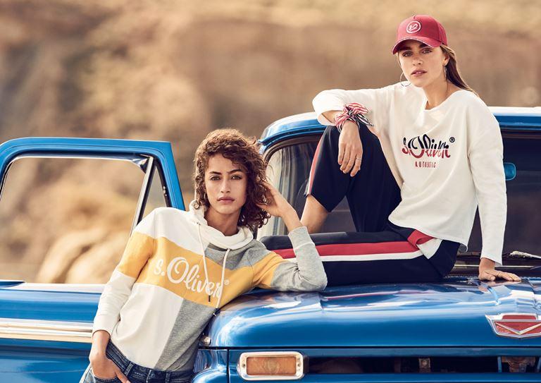 Рекламная кампания s.Oliver Women весна-лето 2019 - фото 4