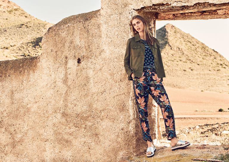Рекламная кампания s.Oliver Women весна-лето 2019 - фото 5