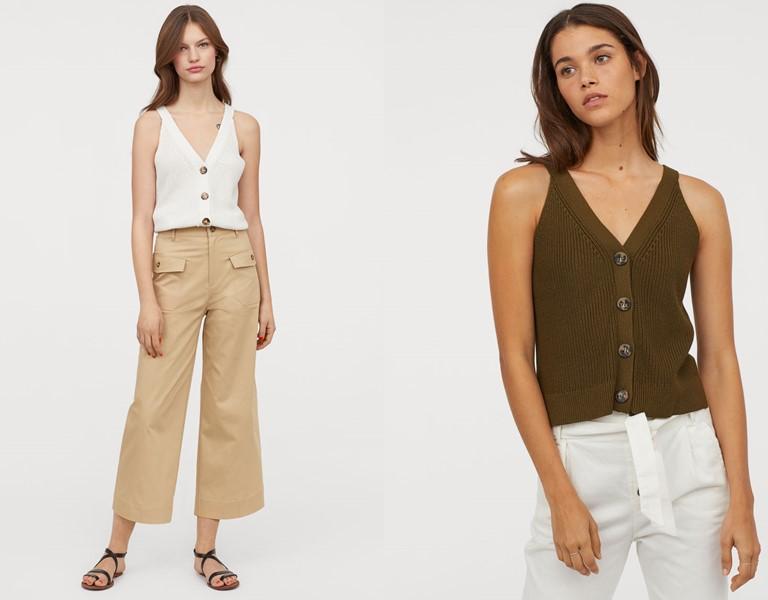 Коллекция H&M в стиле сафари весна-лето 2019  - фото 9