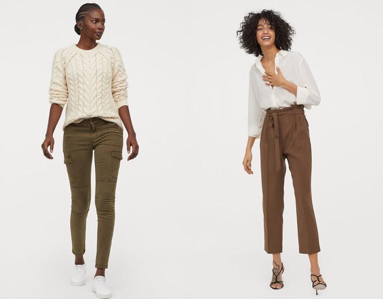 Коллекция H&M в стиле сафари весна-лето 2019  - фото 10