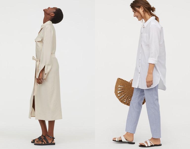 Коллекция H&M в стиле сафари весна-лето 2019  - фото 12