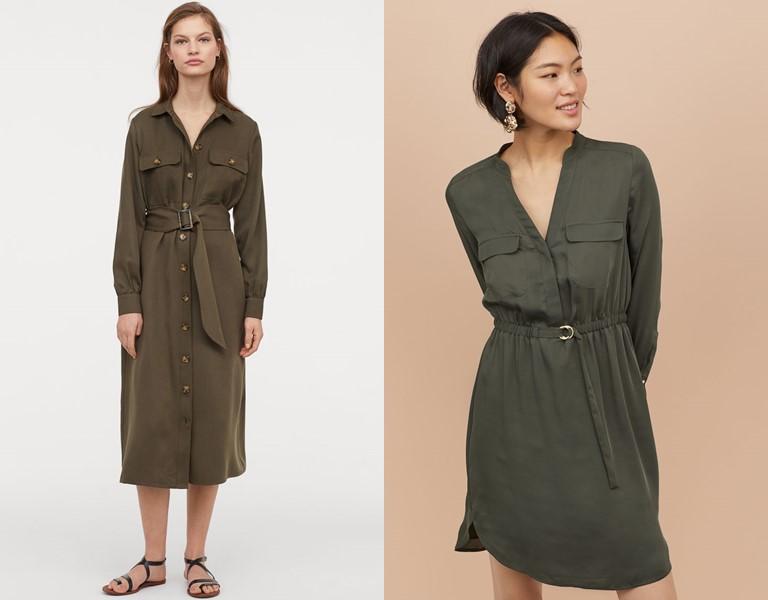 Коллекция H&M в стиле сафари весна-лето 2019  - фото 13