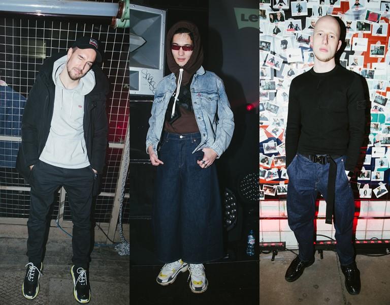 Джинсовая коллекция Levi's® Engineered Jeans™ 2019 - вечеринка - фото 2