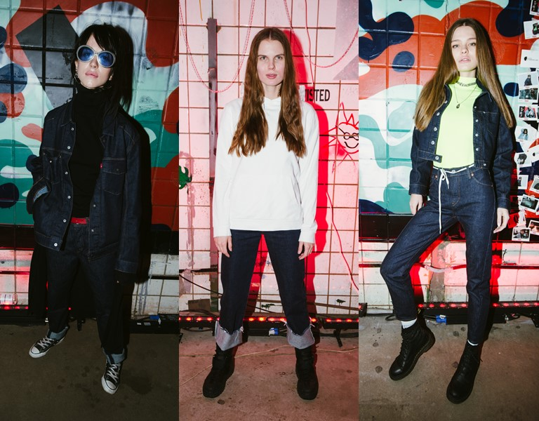 Джинсовая коллекция Levi's® Engineered Jeans™ 2019 - вечеринка - фото 4