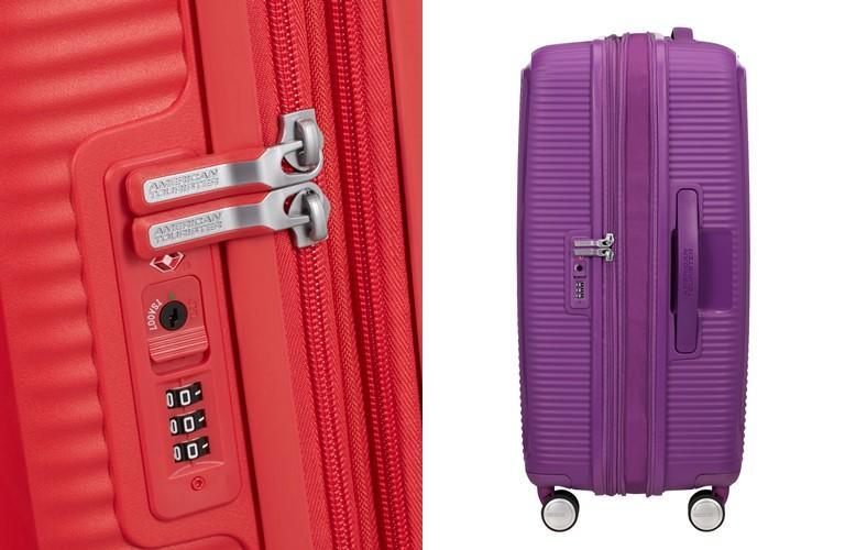 Новые яркие цвета чемоданов Soundbox от American Tourister - фото 1