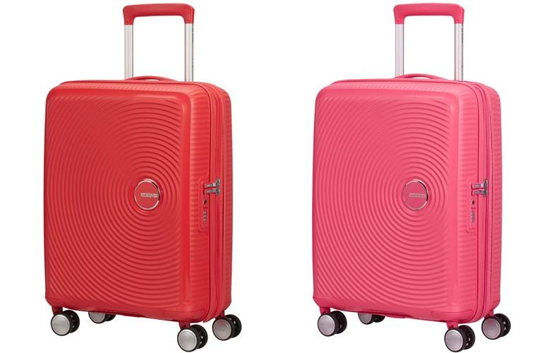 Новые яркие цвета чемоданов Soundbox от American Tourister - фото 2