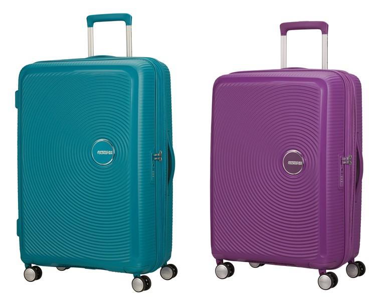 Новые яркие цвета чемоданов Soundbox от American Tourister - фото 3