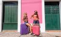Новые яркие цвета чемоданов Soundbox от American Tourister