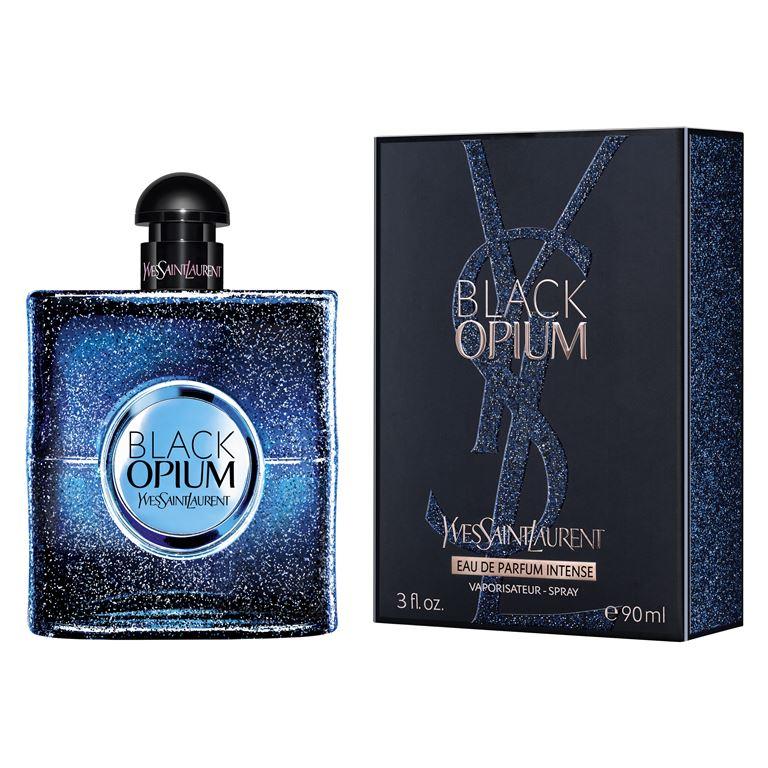 Black Opium Intense - новая парфюмерная вода Yves Saint Laurent 2019