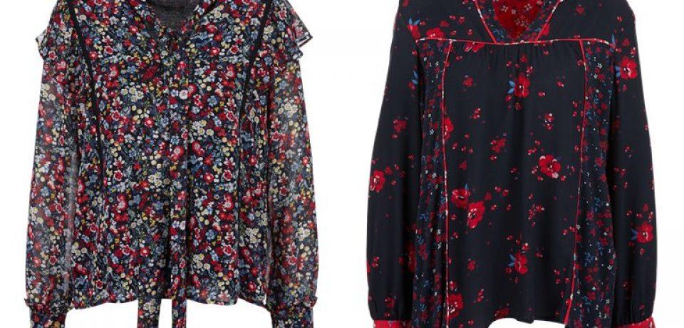 Блузки, рубашки и топы s'Oliver весна-лето 2019