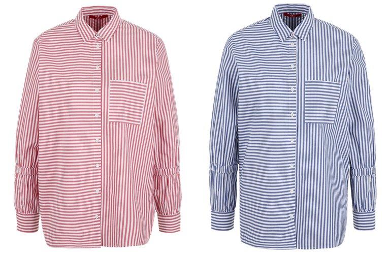 Блузки, рубашки, и топы s'Oliver весна-лето 2019 - фото 5