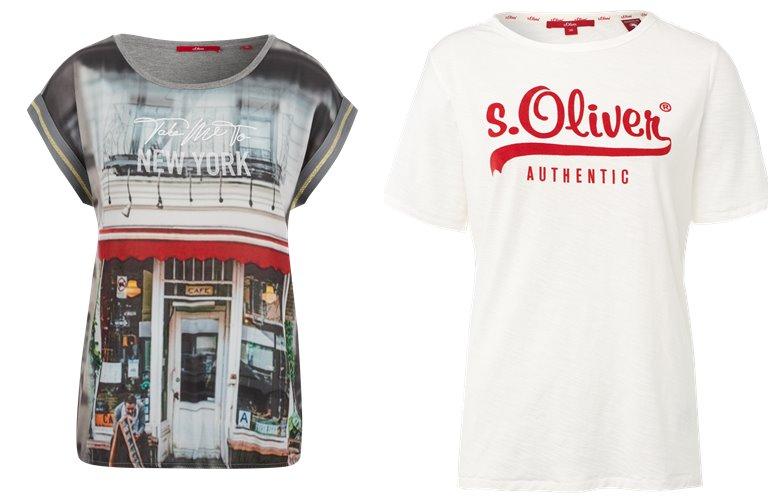 Блузки, рубашки, и топы s'Oliver весна-лето 2019 - фото 21
