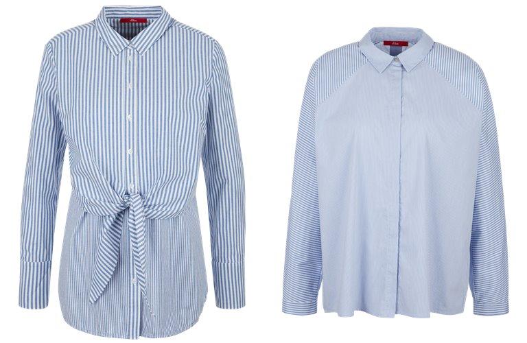 Блузки, рубашки, и топы s'Oliver весна-лето 2019 - фото 6