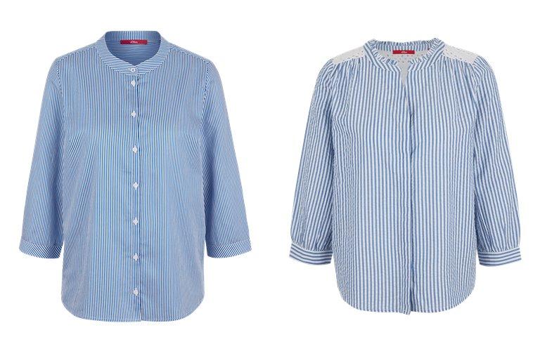 Блузки, рубашки, и топы s'Oliver весна-лето 2019 - фото 8