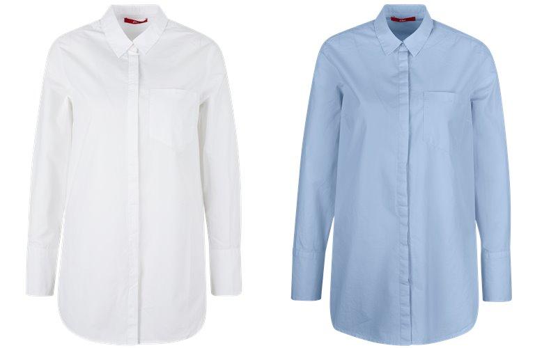 Блузки, рубашки, и топы s'Oliver весна-лето 2019 - фото 1