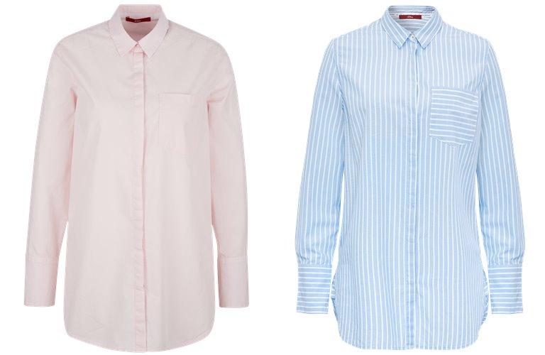 Блузки, рубашки, и топы s'Oliver весна-лето 2019 - фото 2